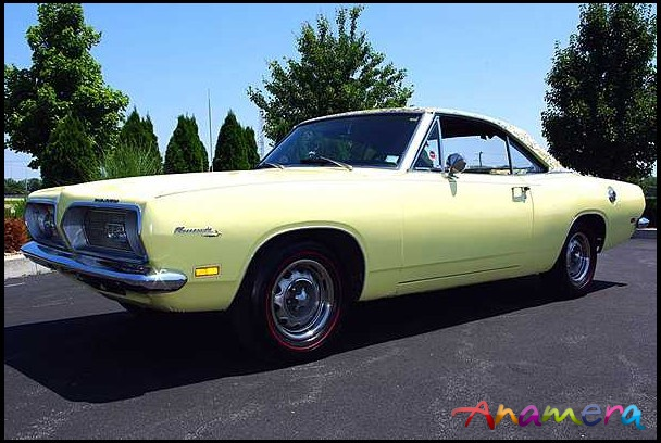 1969 Plymouth Paint codes http://www.finecars.cc/en/detail/car/110816/index.html
