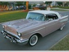 1957 Chevrolet Bel Air CONVERTIBLE- RARE COLOR for sale in United States