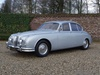 1962 Jaguar MK2 3.8  manual gearbox, matching numbers and colour for sale in Netherlands